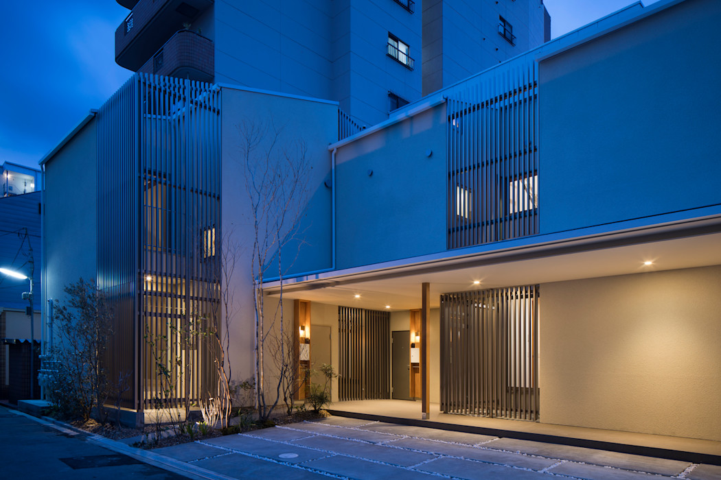 外観 株式会社 藤本高志建築設計事務所