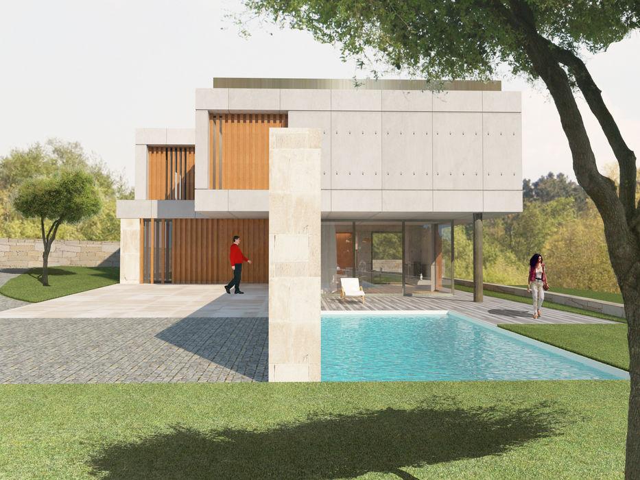Casa G Vasco & Poças - Arquitetura e Engenharia, lda