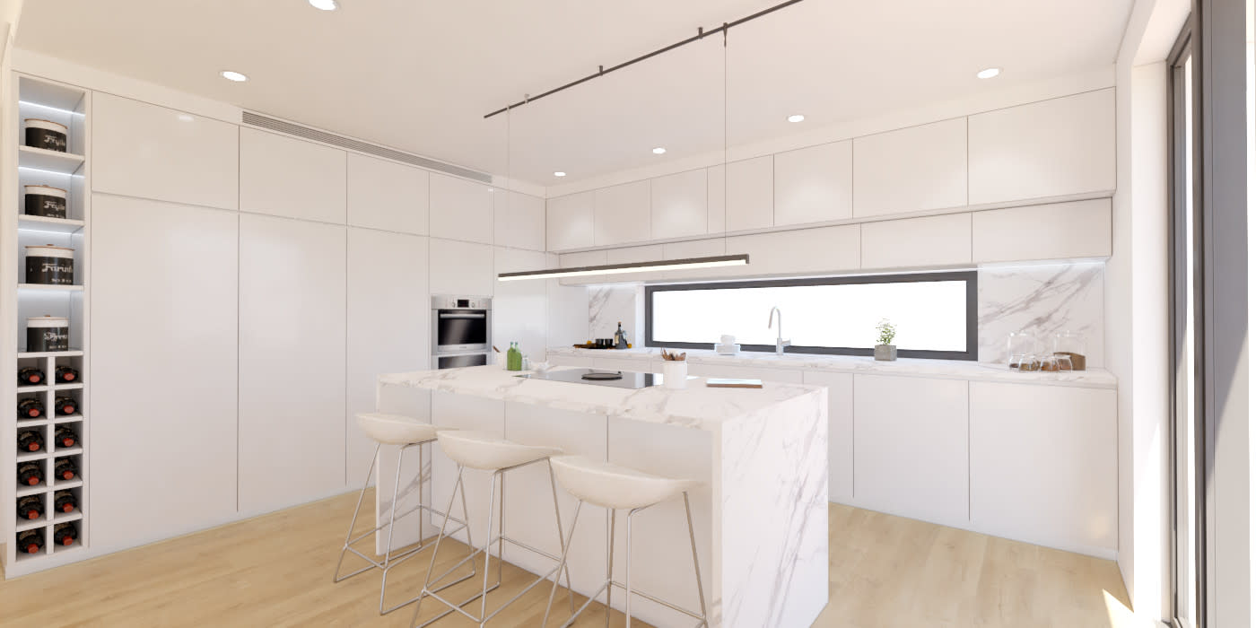 DR Arquitectos Кухонні прилади