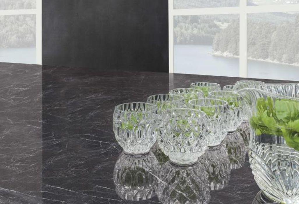 PAVIMENTO IN GRES PORCELLENATO SO-TILES MARBLE P.GRECO 100x300x0.5 Italgres Outlet Pareti & PavimentiPiastrelle Ceramica Nero