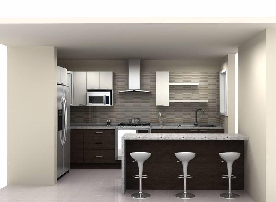 Cocinas Cocinas residenciales economicas Cocinas modernas