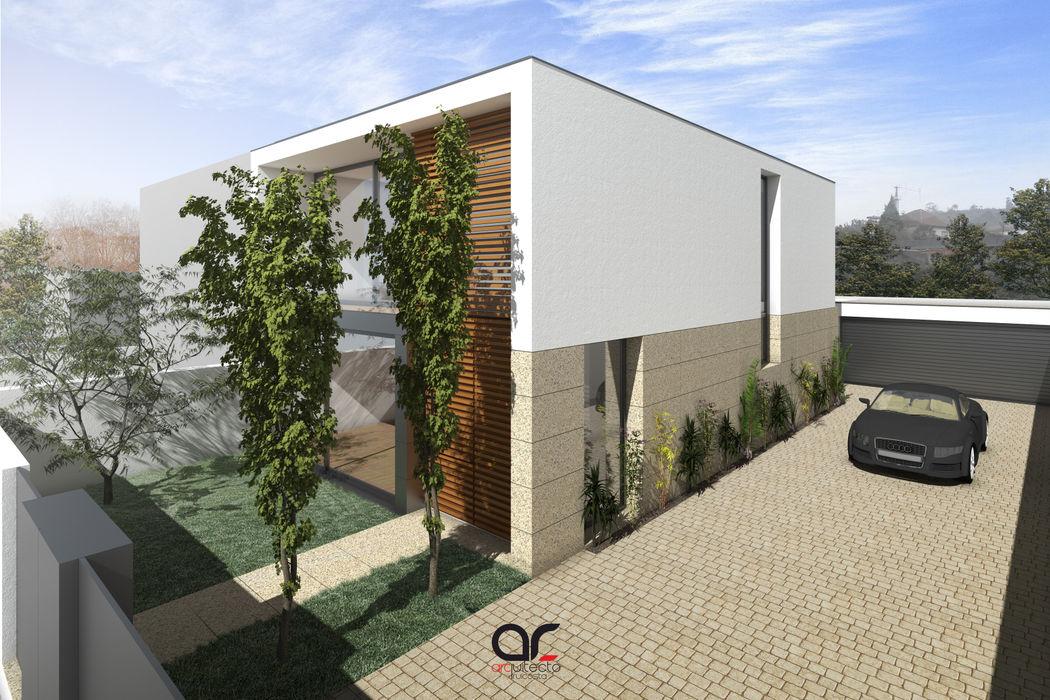 Habitação Unifamiliar arcq.o   rui costa & simão ferreira arquitectos, Lda.