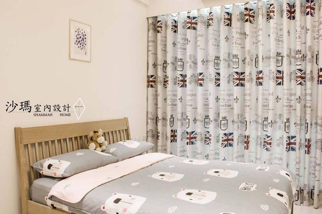 沙瑪室內裝修有限公司 Дитяча кімната