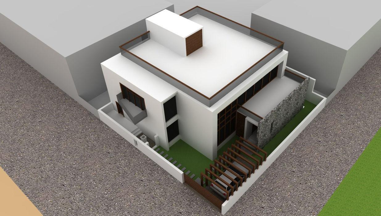 Bodhivraksh Design Studio Modern Evler