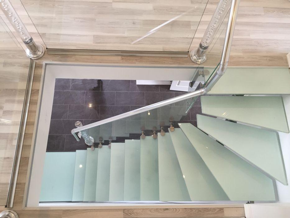 Homedesign - Slagelse / DENMARK Visal Merdiven Koridor, Hol & MerdivenlerMerdivenler