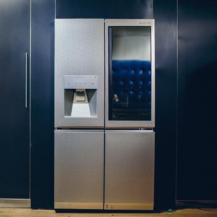 LG SIGNATURE KitchenStorage Metal Metallic/Silver