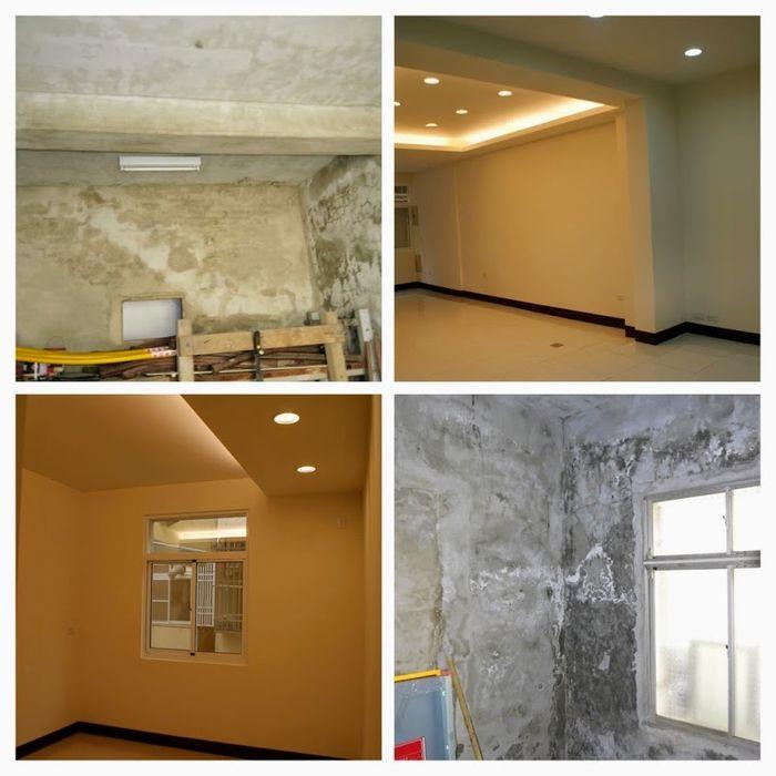 舊屋翻修 設計 工程 深白舍空間設計工作室