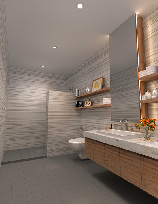 WC. Pilaster Studio Design