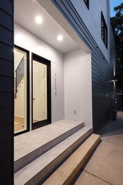 KUBE architecture Doors