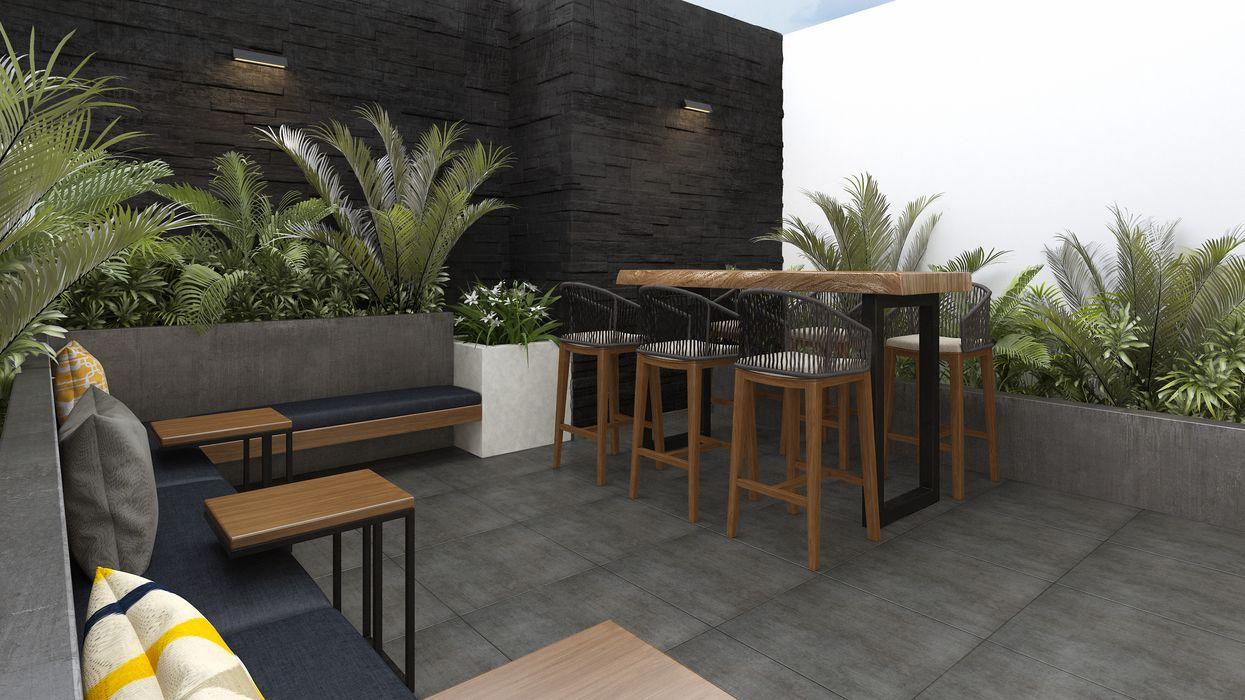 K'ANKA Modern Terrace