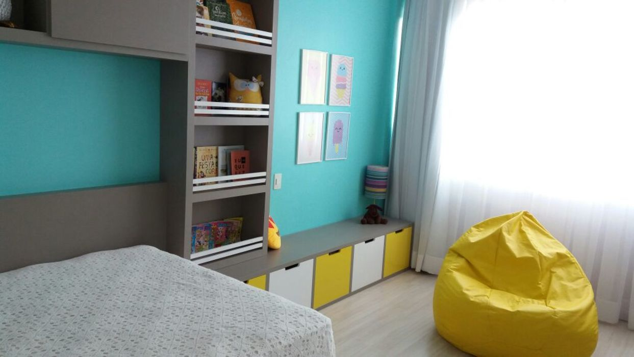 Rita Corrassa - design de interiores Дитяча кімнатаІграшки