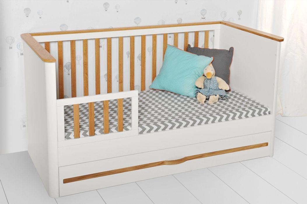 Kinderbett Ruban mit Bettkasten als Sofa mit Seitenschutz von Bellamy ❤ Piratenkiste Konstanz Piratenkiste Konstanz - Baby Concept Store KinderzimmerBetten und Krippen