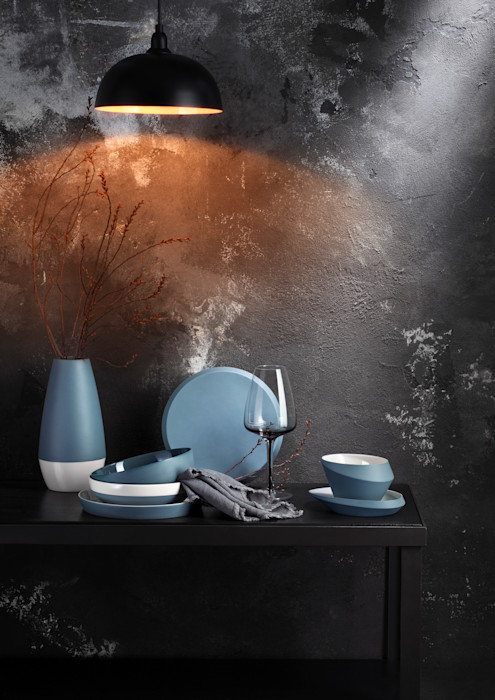 Polara abendroth-porzellan WohnzimmerAccessoires und Dekoration Porzellan Mehrfarbig