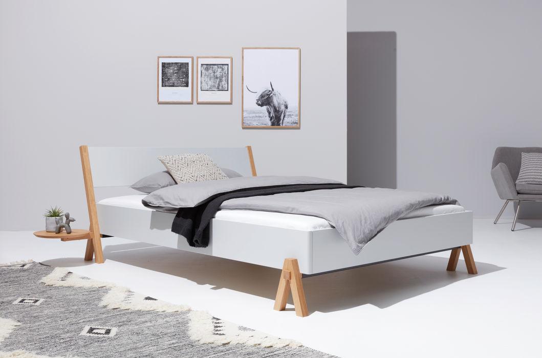 boq Bett studio michael hilgers SchlafzimmerBetten und Kopfteile