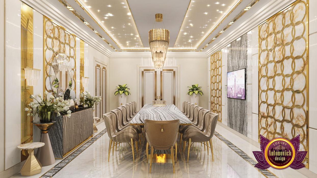 Incredible Dining Room Design for Luxury Luxury Antonovich Design