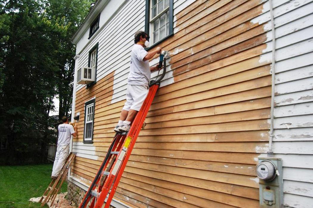 Painting contractor Informatics USA دیوار Transparent