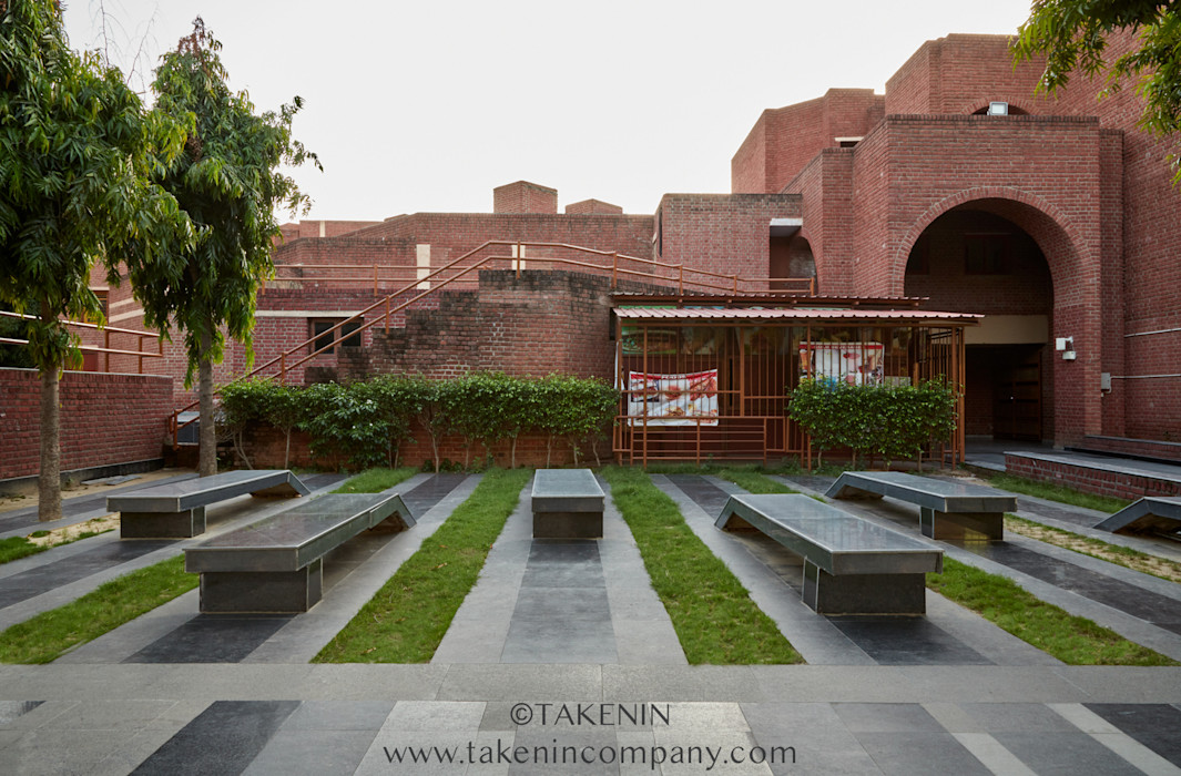 DPS Noida by AND Studio TakenIn Classic schools