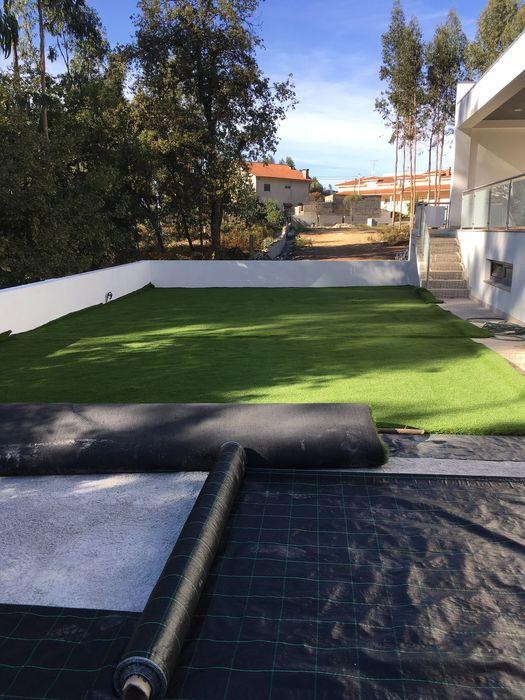 Jardins Relva Sintética Viveiros da Boa Nova, Lda