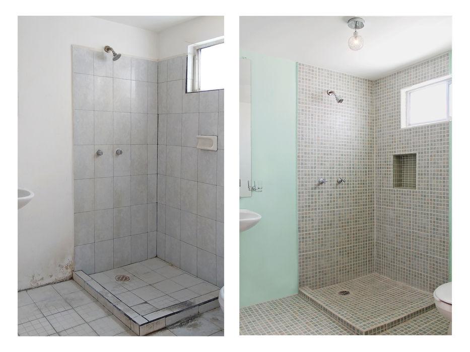 Taller Onze Ванна кімната