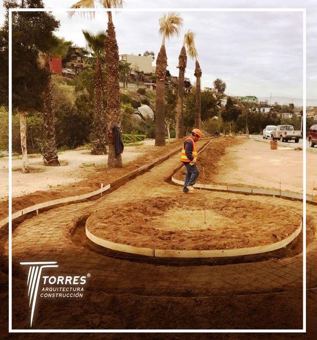 CIMBRADO Torres Arquitectos Proyecto y Construcción Pisos Madera Beige