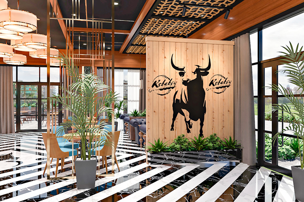Kebapcy Restaurant DMR DESIGN AND BUILD SDN. BHD.