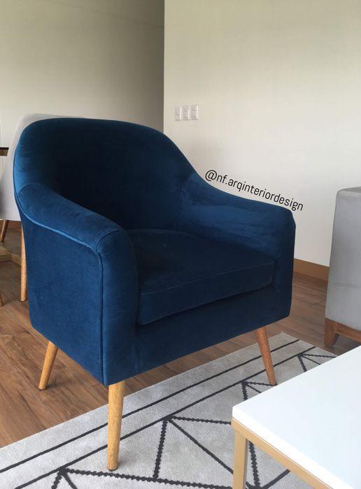 Butaca Modelo Nan NF Diseño de Interiores Salas/RecibidoresSofás y sillones