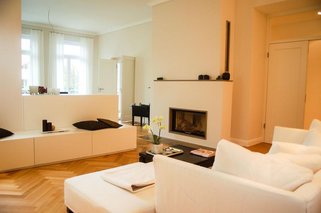 Wohnzimmer Innenarchitektur Olms Moderne Wohnzimmer