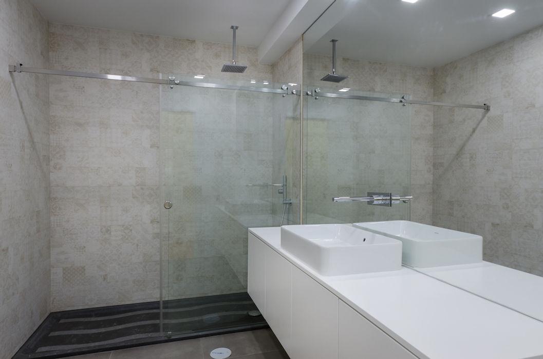 WC moderna Lisbon Heritage Casas de banho modernas