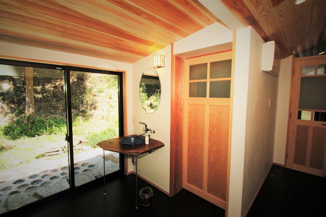 大出設計工房 OHDE ARCHITECT STUDIO Asian style window and door