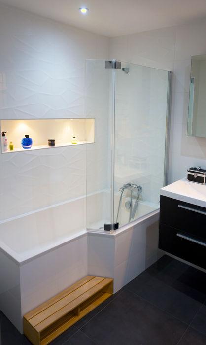 Créateurs d'Interieur Scandinavian style bathroom