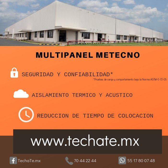 TechaTe 平屋根