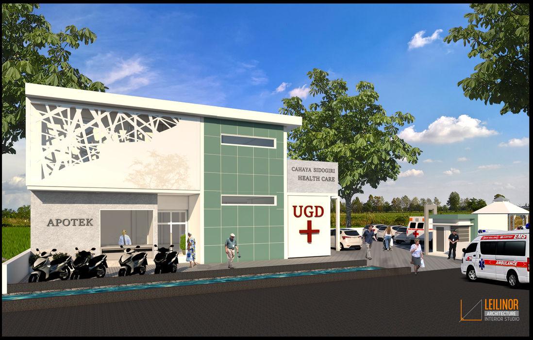 CV Leilinor Architect Modern clinics White