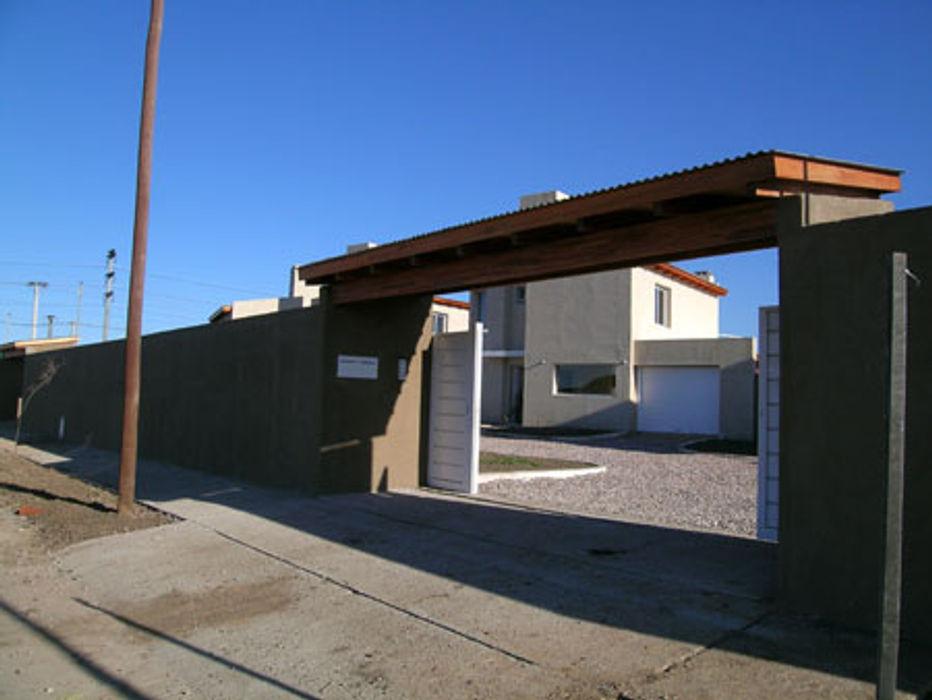 Rojas Guri Arquitectos Multi-Family house Bricks Beige