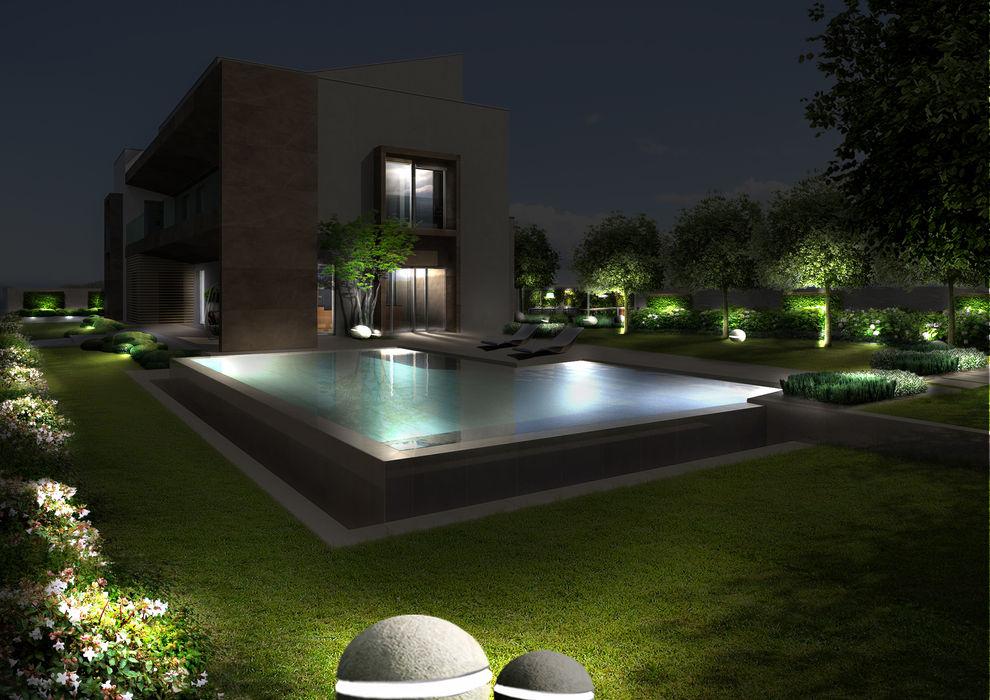 Verde Progetto - Adriana Pedrotti Garden Designer Front yard