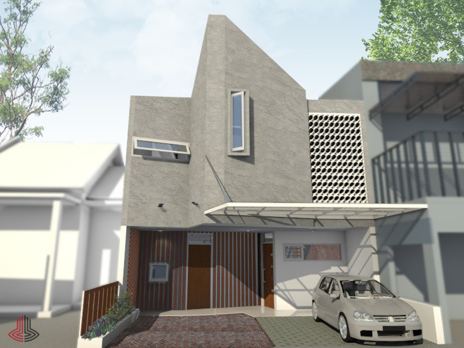 PT.Matabangun Kreatama Indonesia Single family home