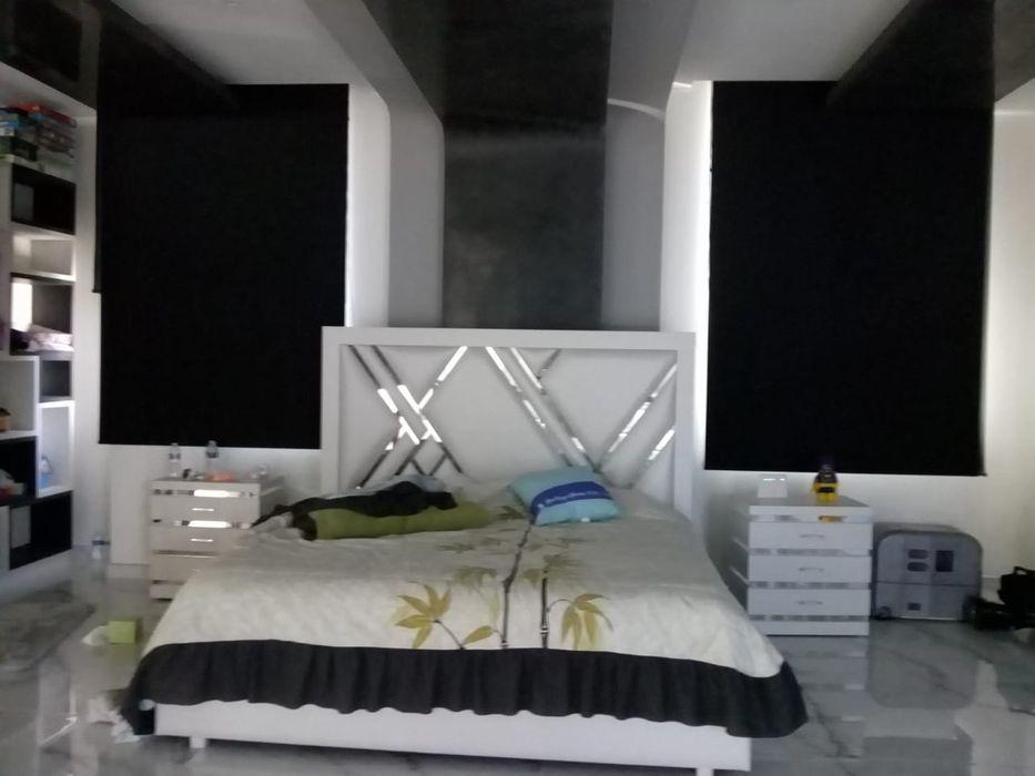 Persianas Texcoco Gobash Balcones y terrazasAccesorios y decoración Negro