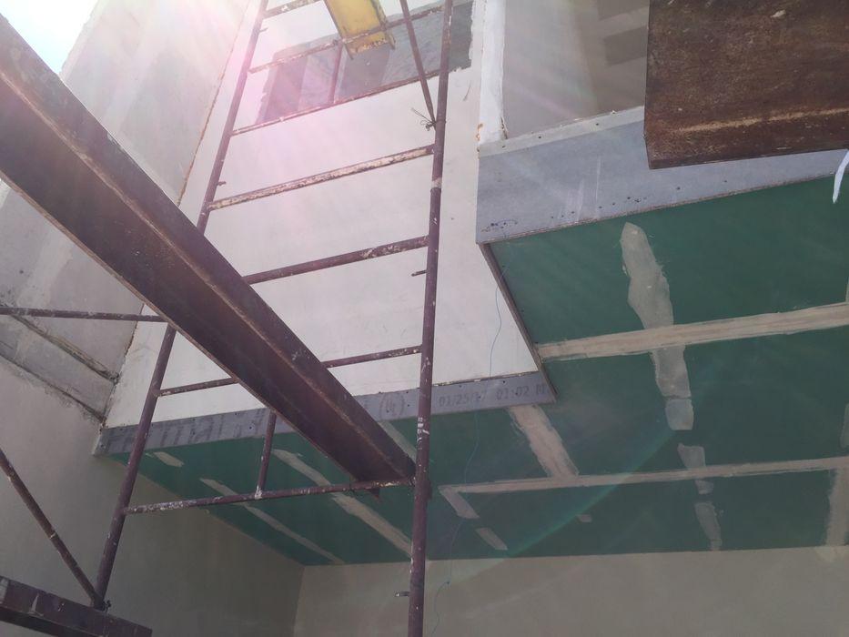 CONSTRUCCION Arqcubo Arquitectos Casas modernas Concreto Blanco