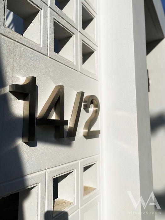 ทางเข้า บริษัท วิธ อาร์คิเทค จำกัด บ้านและที่อยู่อาศัย