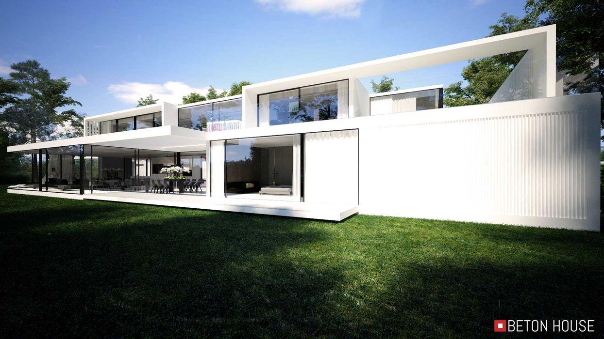 Beton House Casas minimalistas