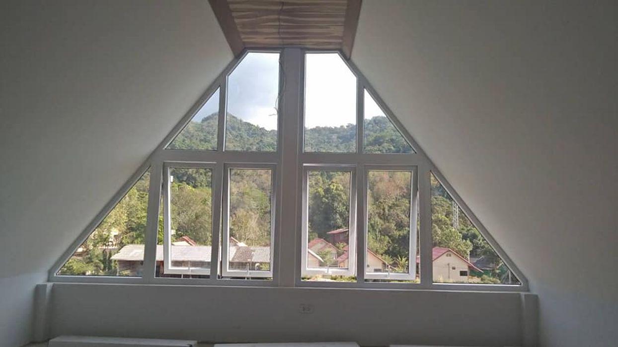 Dentel Clinic Kohchang Project DeKu German Windows Co.,ltd บ้านและที่อยู่อาศัย ไม้ผสมพลาสติก White