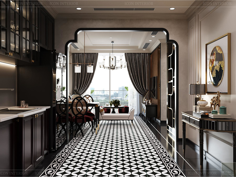 ICON INTERIOR Asian style doors