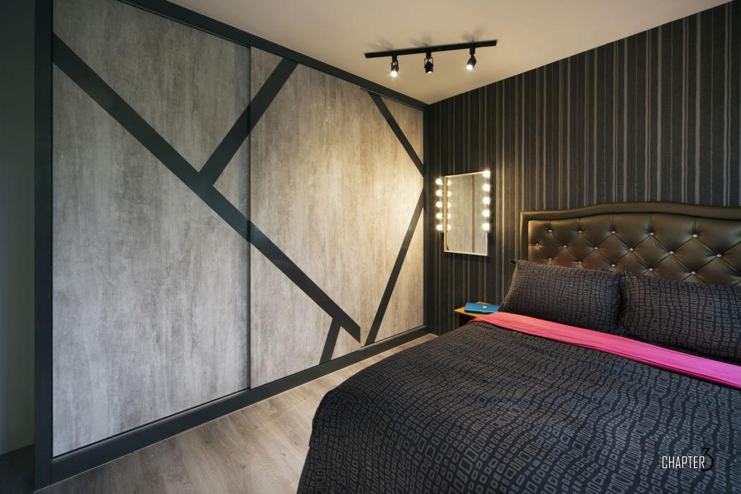 Main Bedroom View Chapter 3 Interior Design Minimalist bedroom