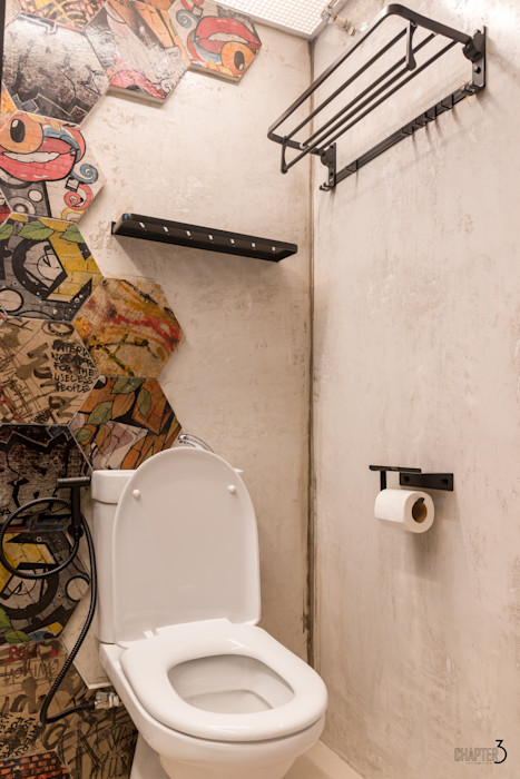 Bathroom features Chapter 3 Interior Design Eclectic style bathroom