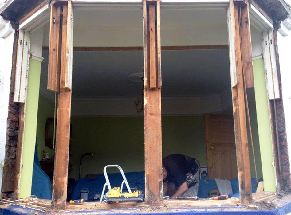 Bay Window Rebuild Sash Window Specialist