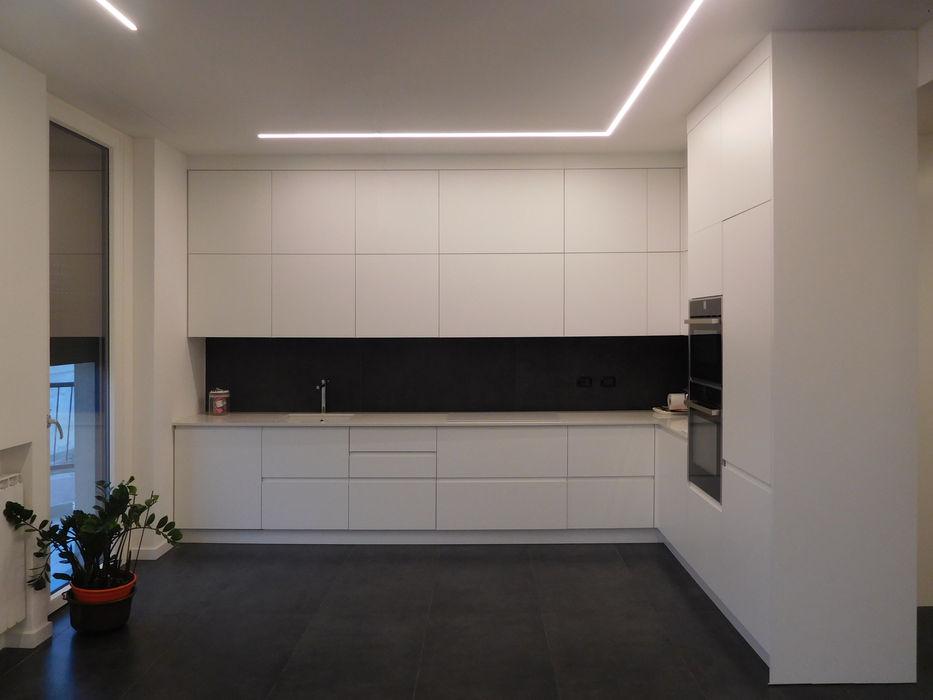 Studio di Architettura IATTONI CocinaEncimeras