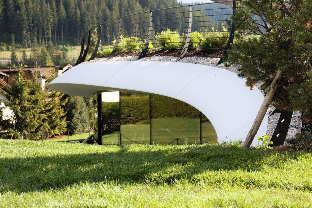 Arbloc Hotels Reinforced concrete White