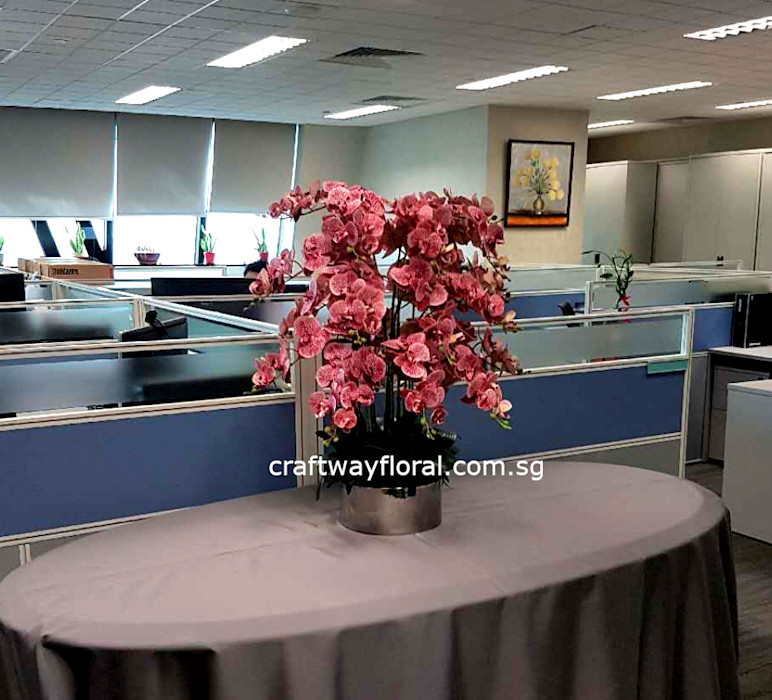 Artificial flowers and plants supplier Craftway Floral & Gifts Office spaces & stores Silk