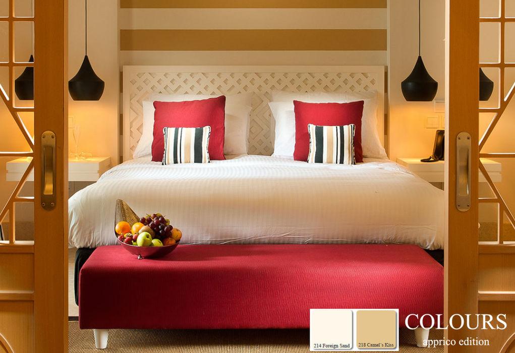 Schlafzimmer Heike Schauz - Farbe & Feng Shui Klassische Schlafzimmer