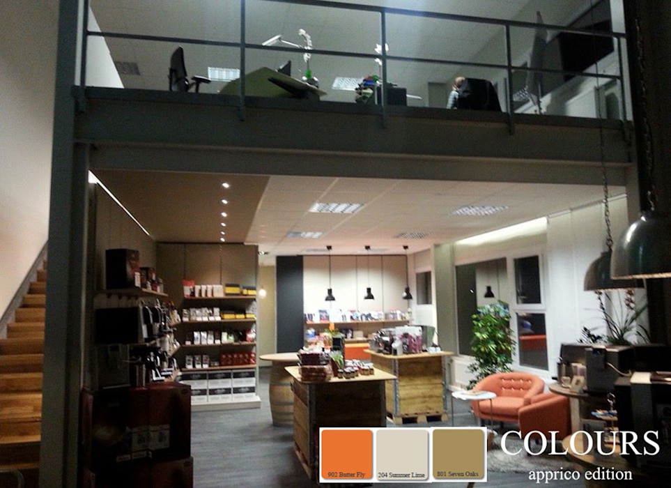 Shopdesign Heike Schauz - Farbe & Feng Shui Klassische Arbeitszimmer