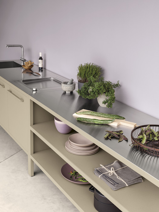 Ghenos Communication Modern Kitchen